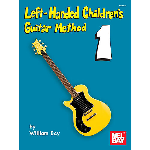 Mel Bay Left-Handed Children's Guitar Method thumbnail