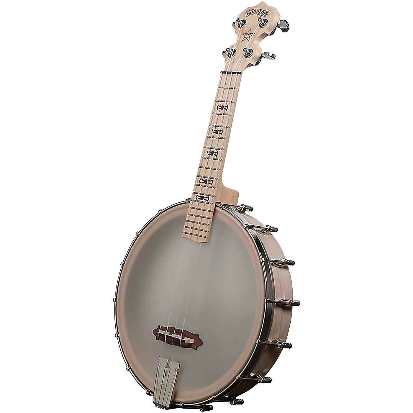Deering Left-Handed Goodtime Banjo Ukulele thumbnail