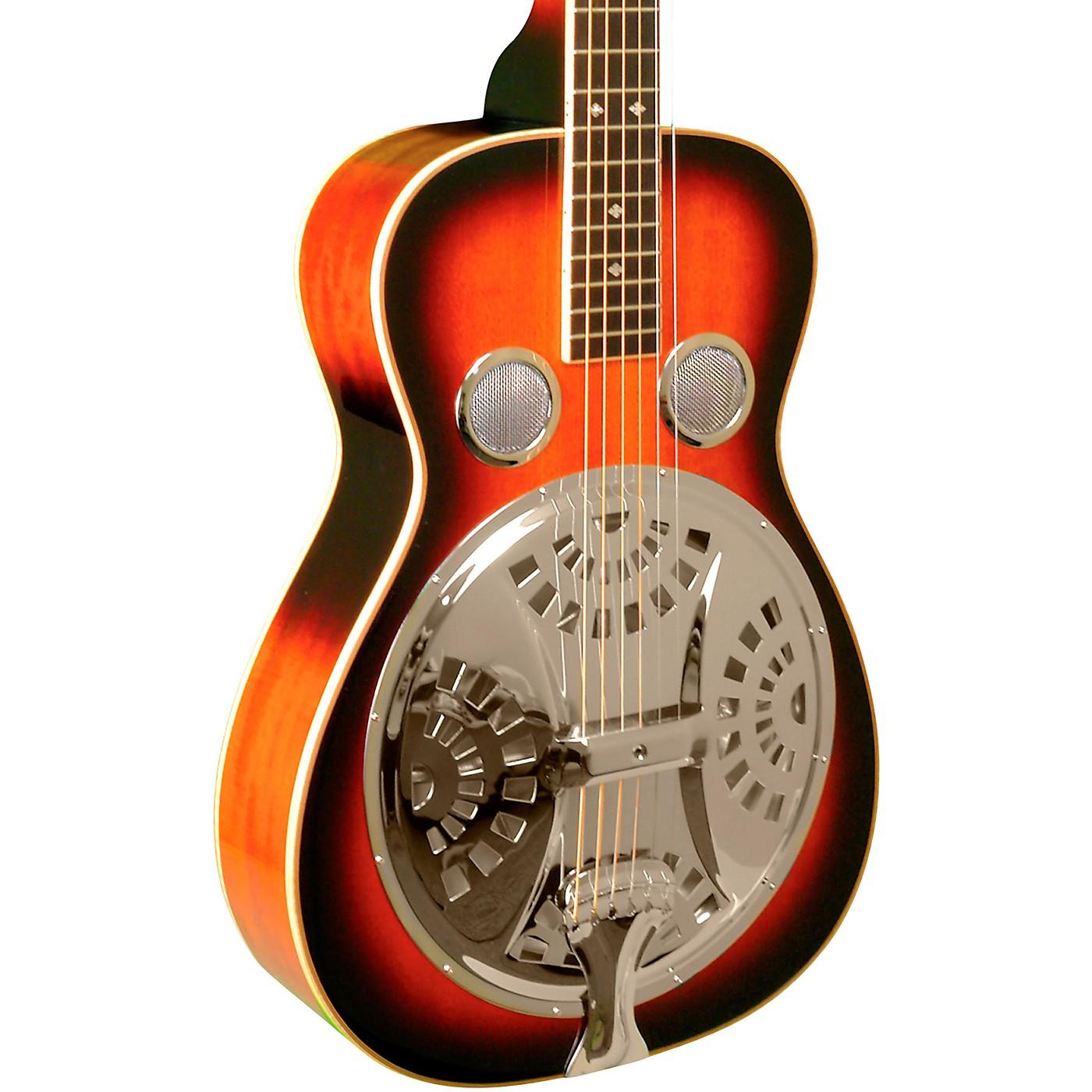 Gold Tone Left-Handed Paul Beard Squareneck S-Mahogany Resonator Guitar thumbnail