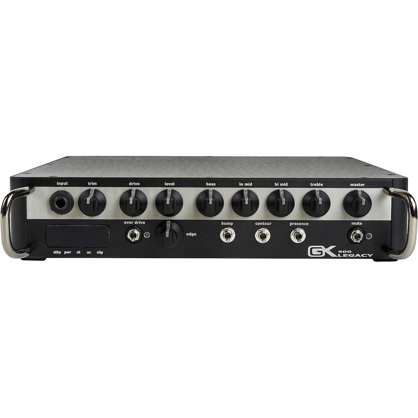 Gallien-Krueger Legacy 500 500W Bass Amp Head thumbnail