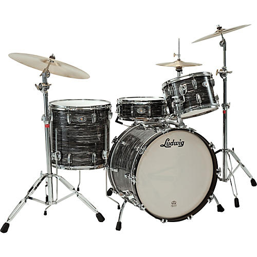 Ludwig Legacy Classic Liverpool 4 Bass Drum thumbnail