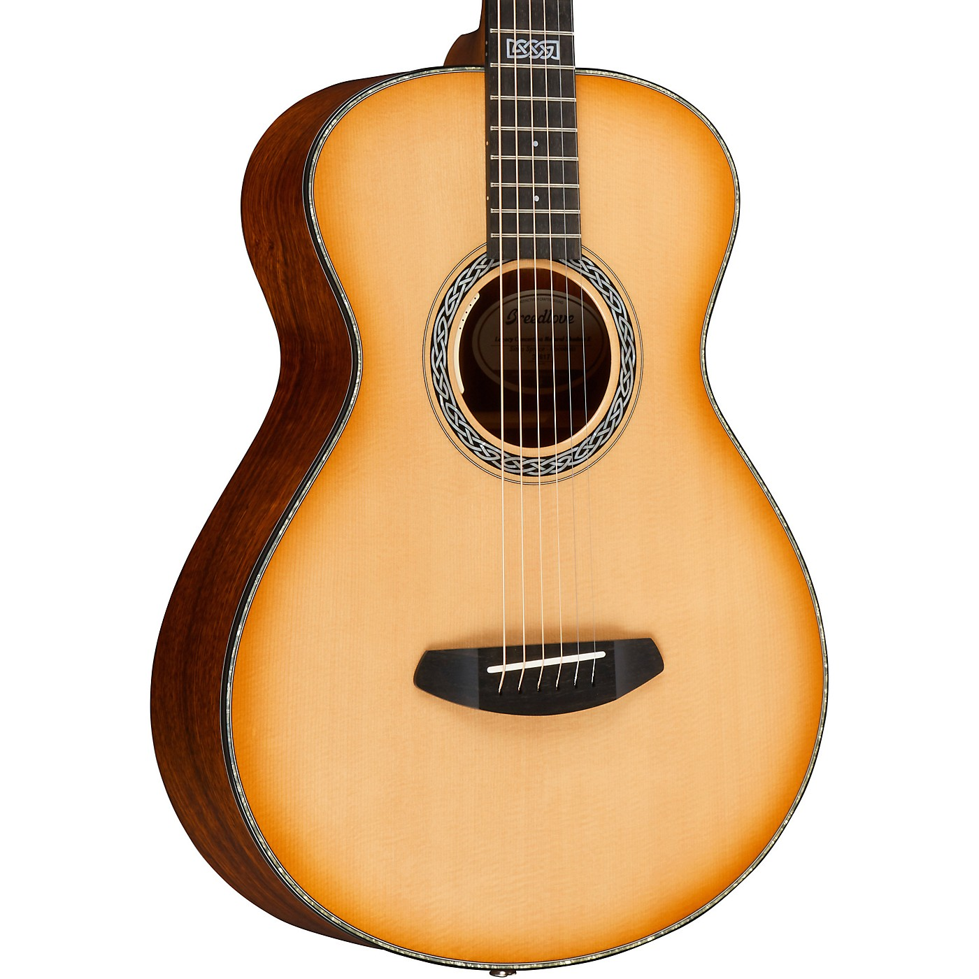 Breedlove Legacy Concertina with Sitka Spruce Top Acoustic-Electric Guitar thumbnail