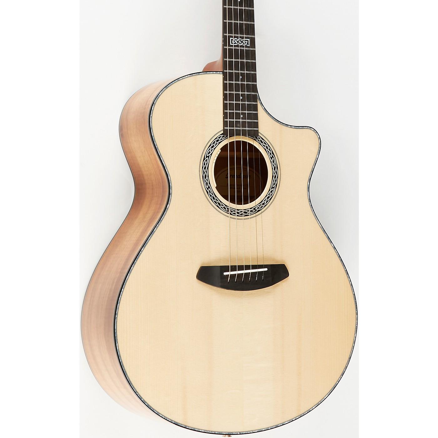 Breedlove Legacy Concerto CE Adirondack-Koa Acoustic-Electric Guitar thumbnail