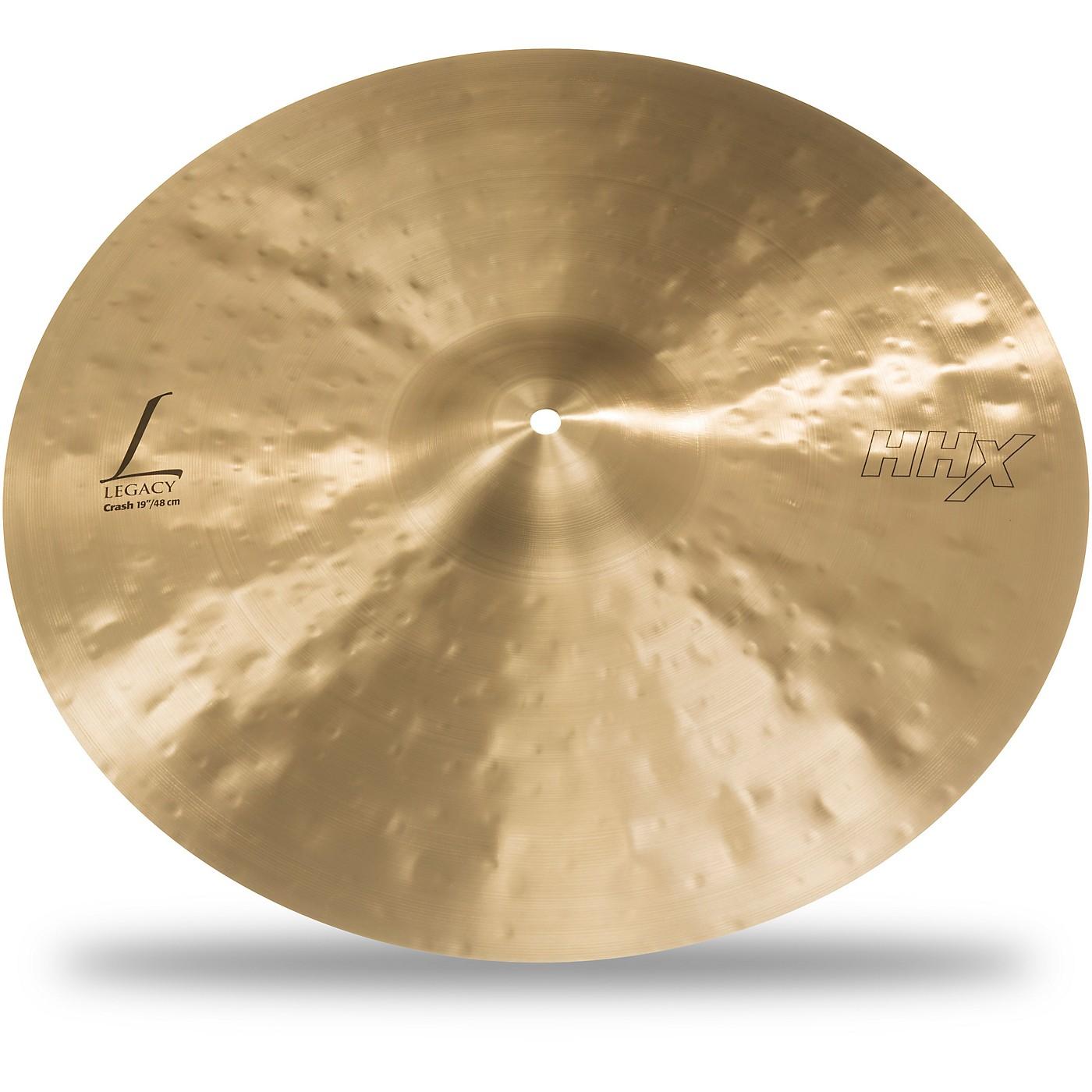 Sabian Legacy Crash Cymbal thumbnail