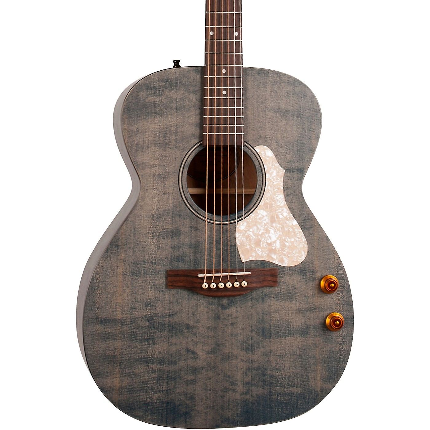 Godin Legacy Denim Blue Q-Discrete Acoustic-Electric Guitar thumbnail
