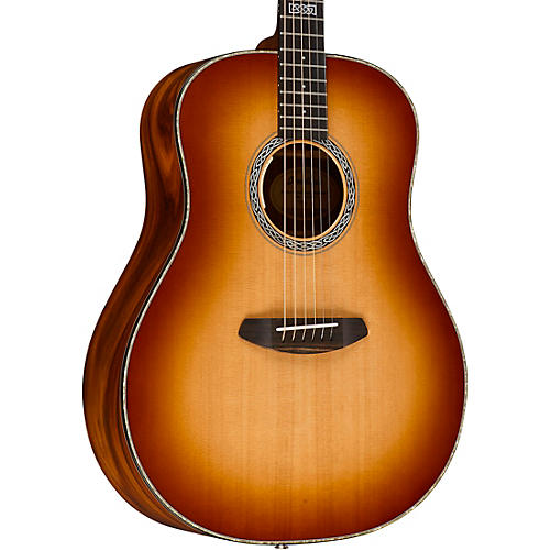 Breedlove Legacy Dreadnought Ricochet E Sitka Spruce - Cocobolo Acoustic-Electric Guitar thumbnail