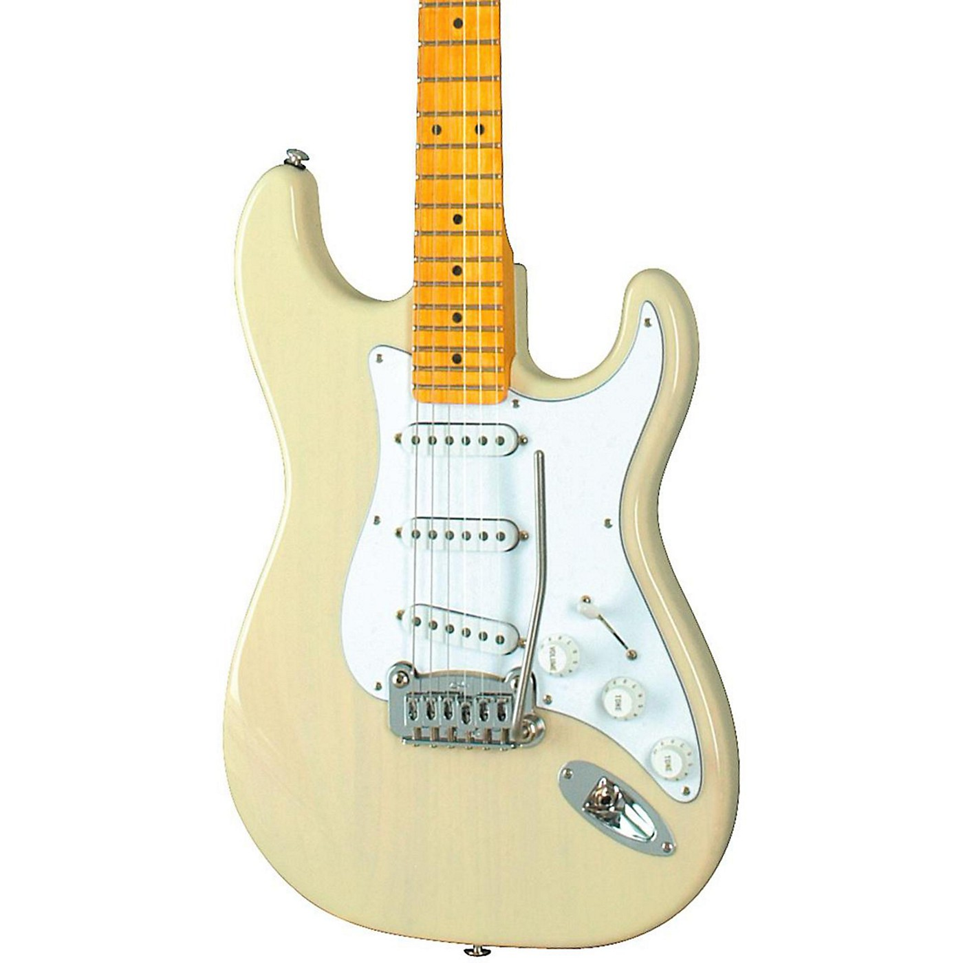 G&L Legacy Electric Guitar with Tinted Maple Neck thumbnail