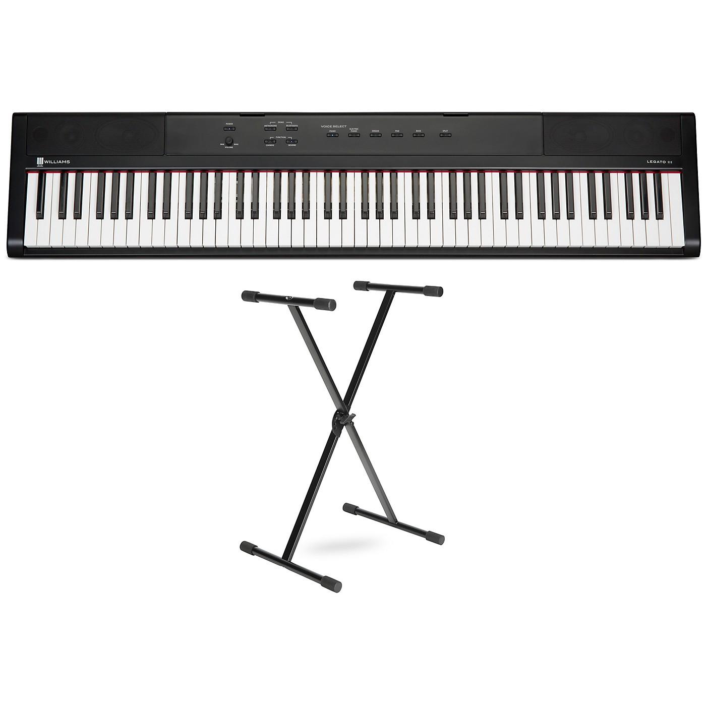 Williams Legato III Keyboard Intro Package thumbnail