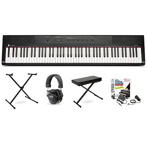 Williams Legato III Keyboard Package thumbnail