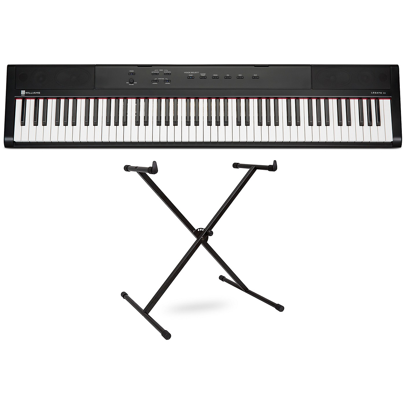 Williams Legato III Keyboard Package Intro Package thumbnail