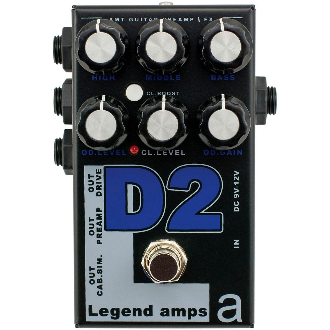 AMT Electronics Legend Amp Series II D2 thumbnail