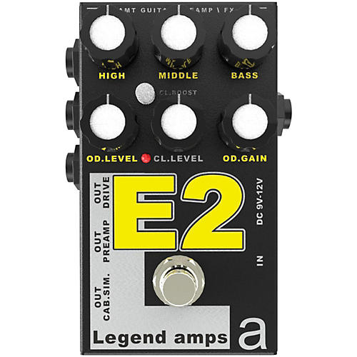 AMT Electronics Legend Amp Series II E2 thumbnail