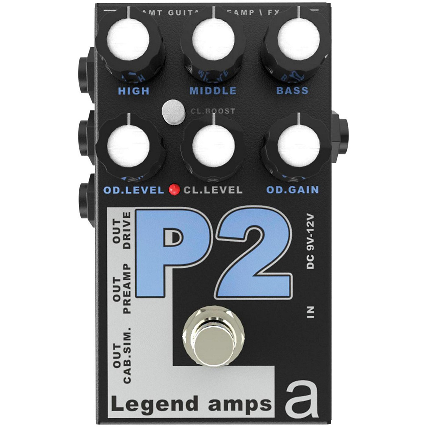 AMT Electronics Legend Amp Series II P2 thumbnail