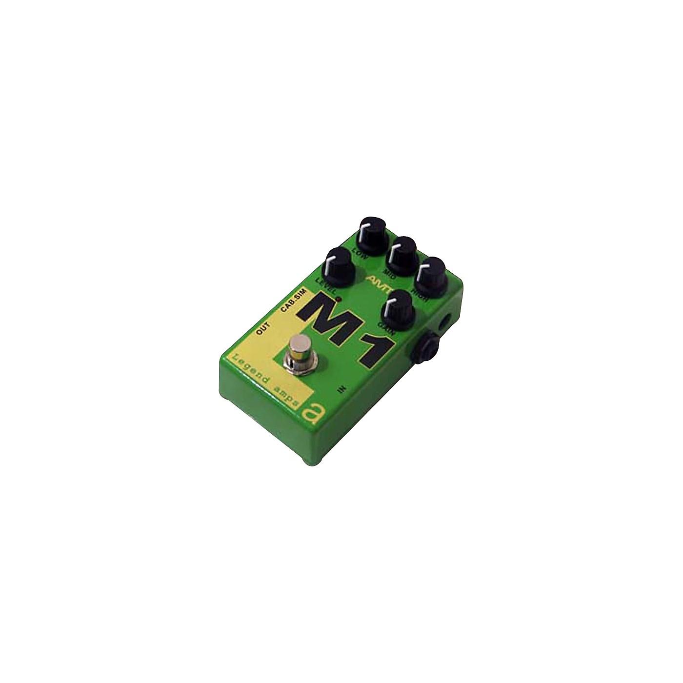 AMT Electronics Legend Amps Series M1 Distortion Guitar Effects Pedal thumbnail