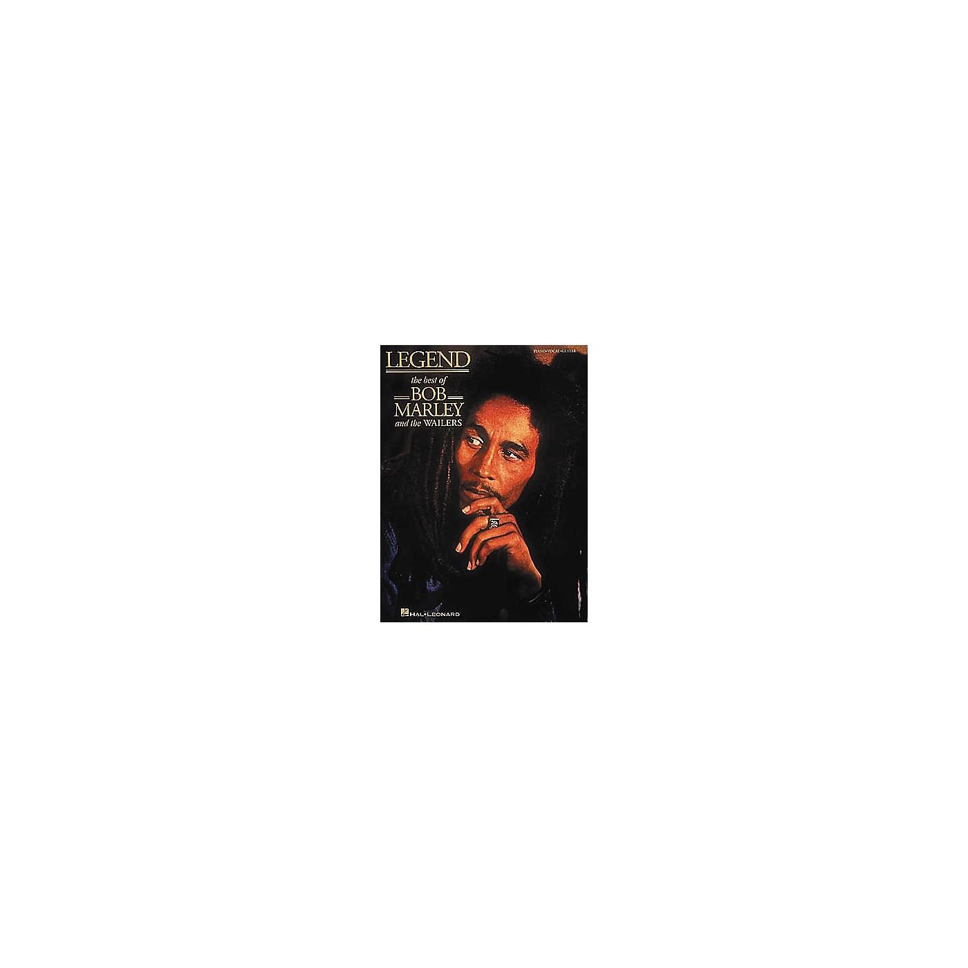 Hal Leonard Legend: The Best of Bob Marley Book thumbnail