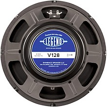 "Eminence Legend V128 12"" 120 Watt Vintage British Tone Speaker"
