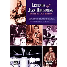 Alfred Legends of Jazz Drumming DVD