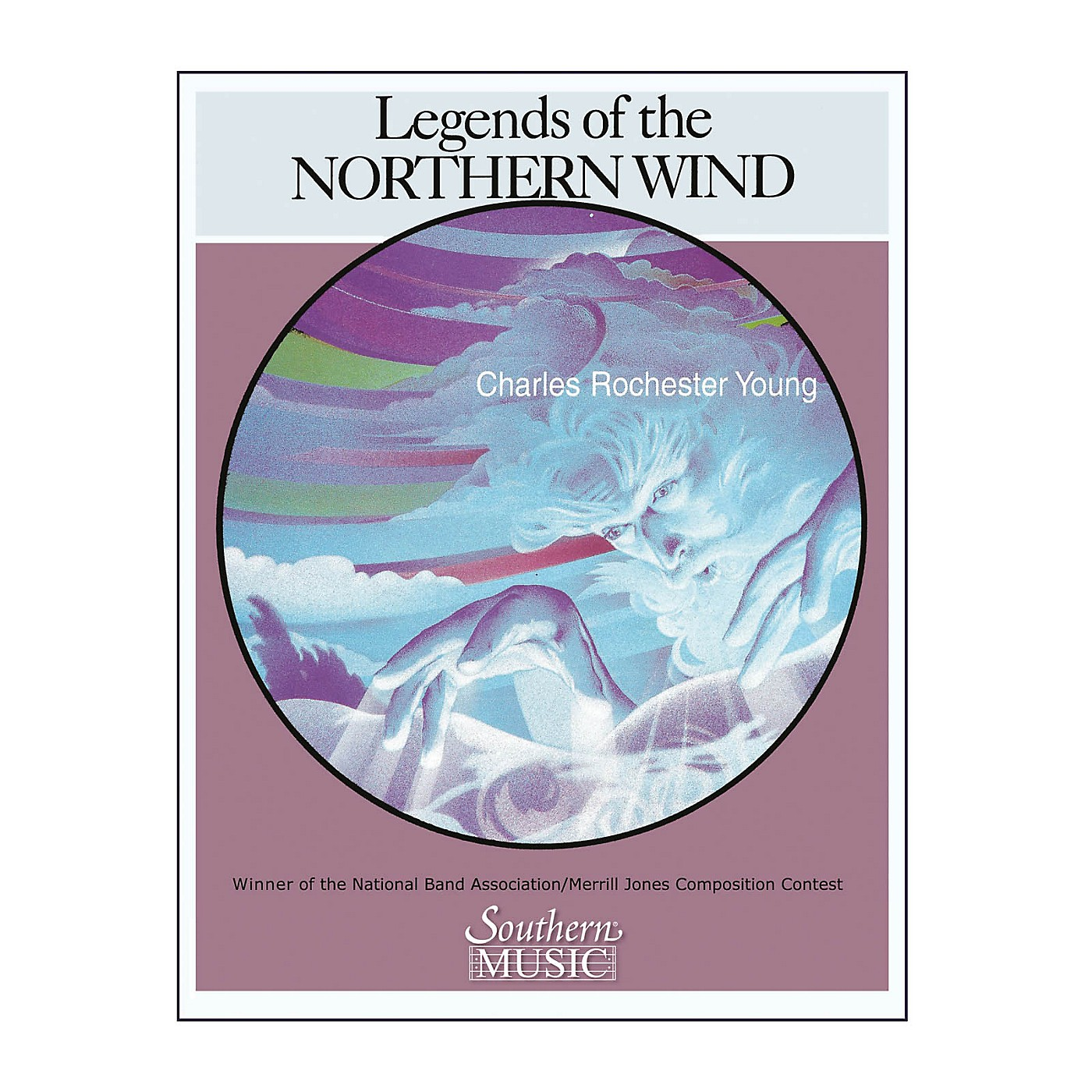 Southern Legends of the Northern Wind (Band/Concert Band Music) Concert Band Level 2 by Charles Rochester Young thumbnail