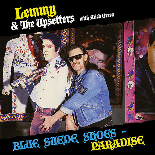 Alliance Lemmy & the Upsetters with Mick Green - Blue Suede Shoes / Paradise thumbnail