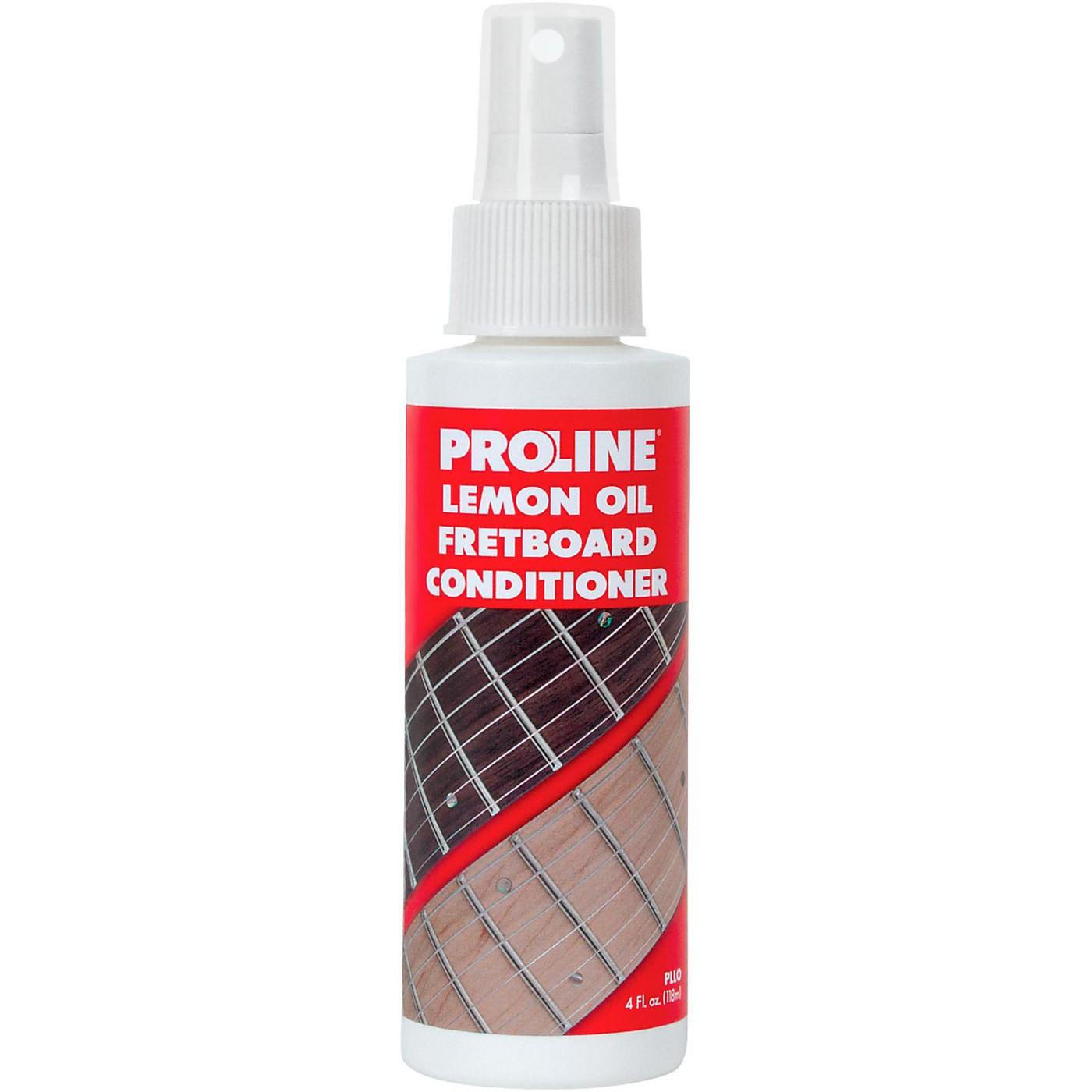 Proline Lemon Oil Fretboard Conditioner thumbnail