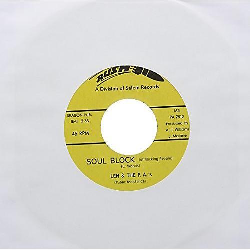 Alliance Len and the PA's (Public Assistance) - Soul Block thumbnail