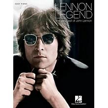 Hal Leonard Lennon Legend - The Very Best Of John Lennon for Easy Piano