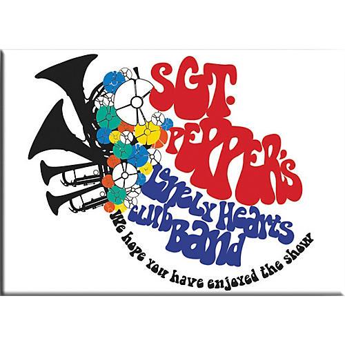 C&D Visionary Lennon & McCartney Sgt Pepper Magnet thumbnail