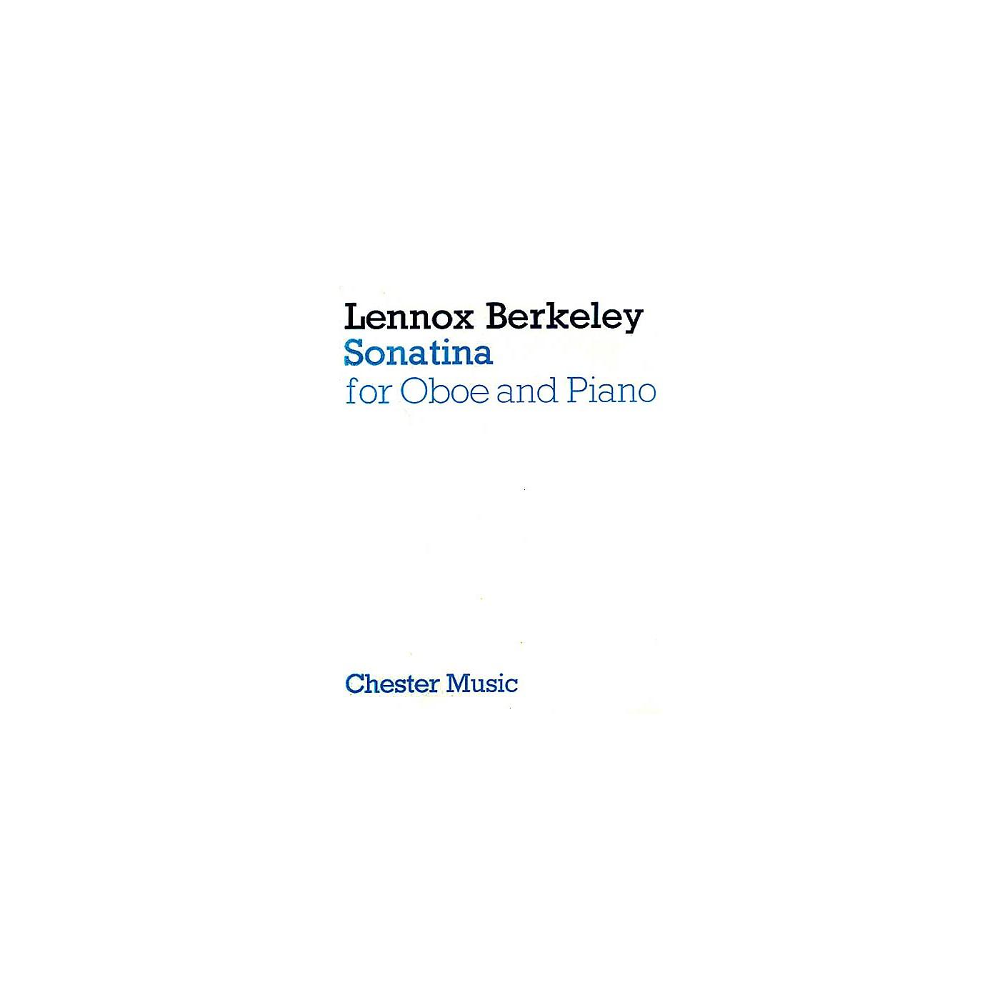 Music Sales Lennox Berkeley: Sonatina For Oboe And Piano Music Sales America Series thumbnail