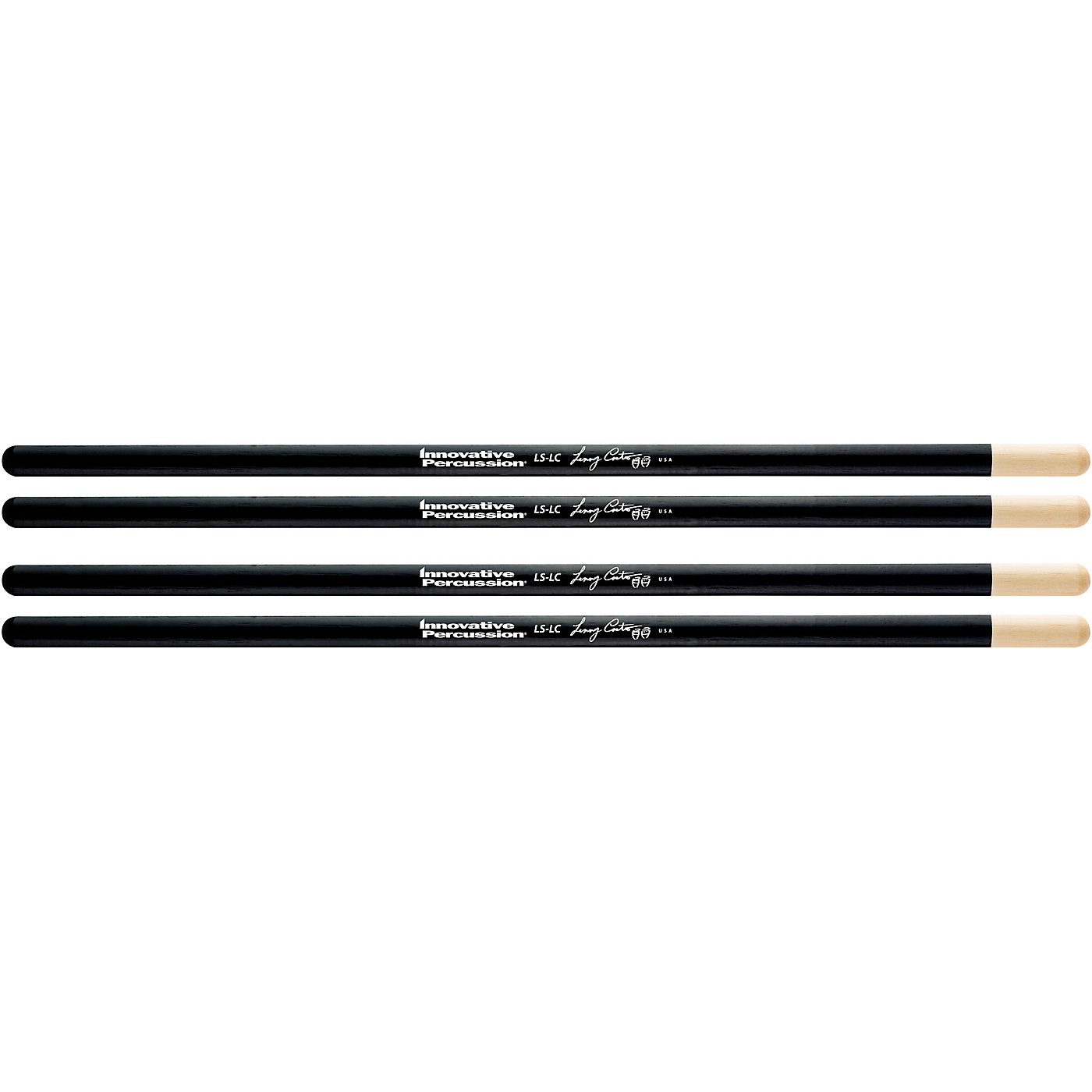 Innovative Percussion Lenny Castro Model Dipped Timbale Stick 4-Pack thumbnail