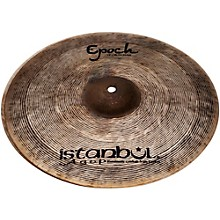 Istanbul Agop Lenny White Signature Epoch Hi-Hat Cymbal Pair