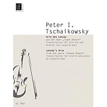 Carl Fischer Lensky's Aria (Book + Sheet Music)