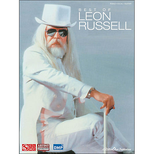 Cherry Lane Leon Russell, Best Of arranged for piano, vocal, and guitar (P/V/G) thumbnail