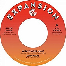 Leon Ware - What'S Your Name / Inside Your Love
