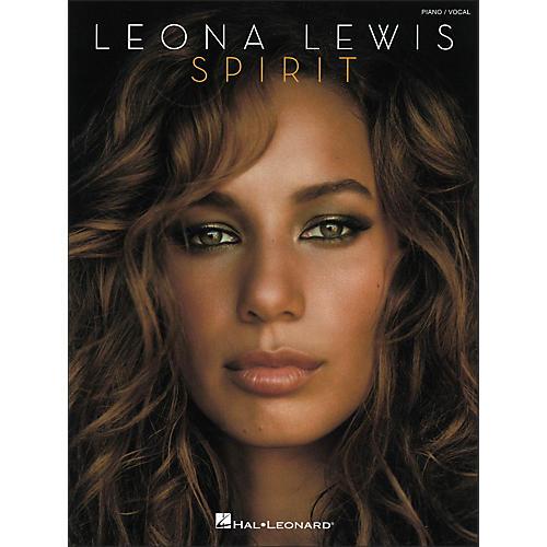 Hal Leonard Leona Lewis - Spirt - Original Keys for Singers (Vocal/Piano)-thumbnail