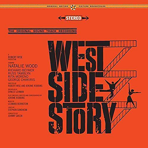 Alliance Leonard Bernstein - West Side Story (Original Soundtrack) thumbnail