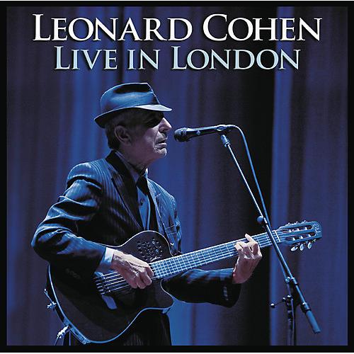 Alliance Leonard Cohen - Live In London thumbnail