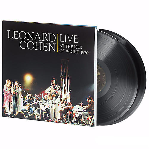 Alliance Leonard Cohen - Live at the Isle of Wight 1970 thumbnail