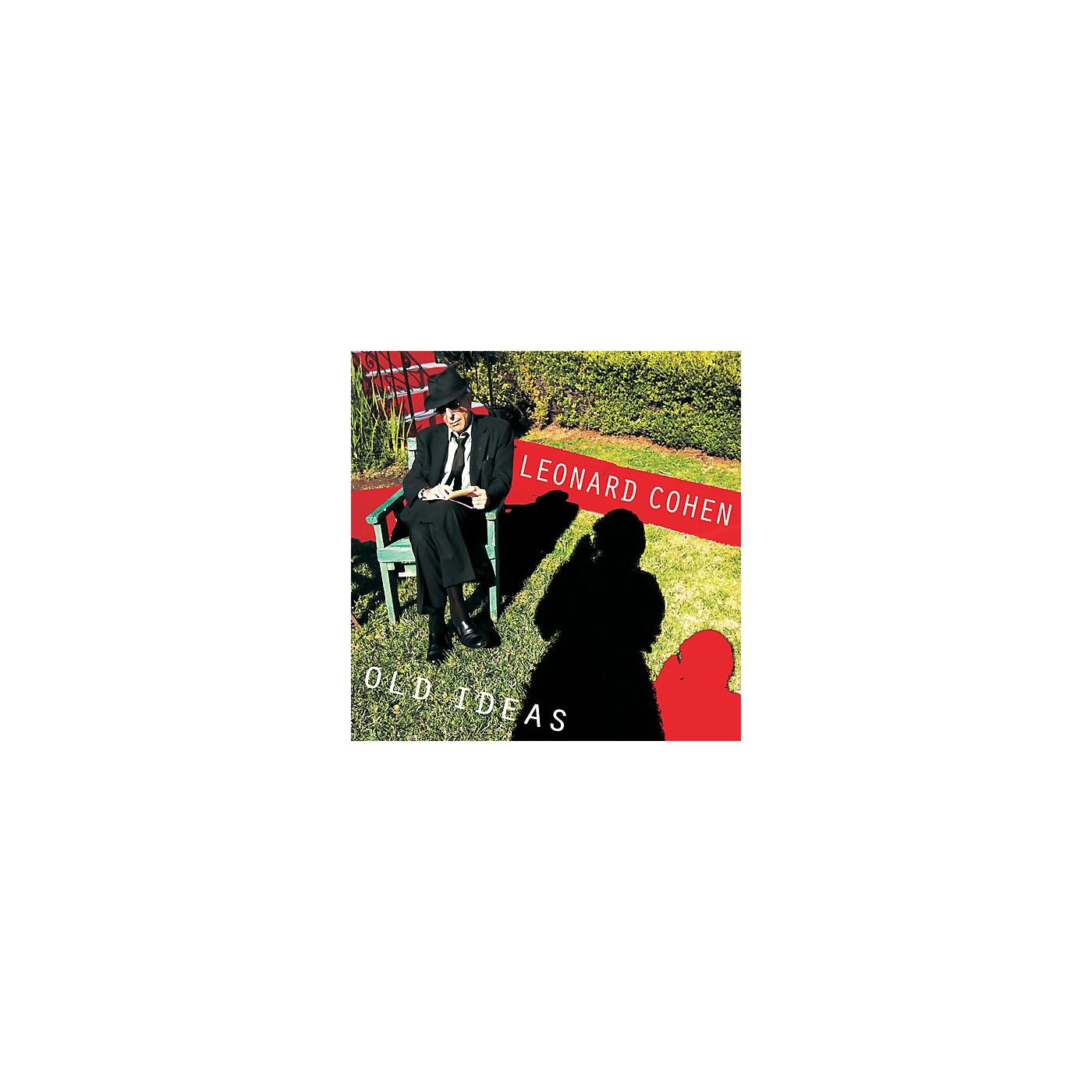 Alliance Leonard Cohen - Old Ideas (Incl. CD) thumbnail