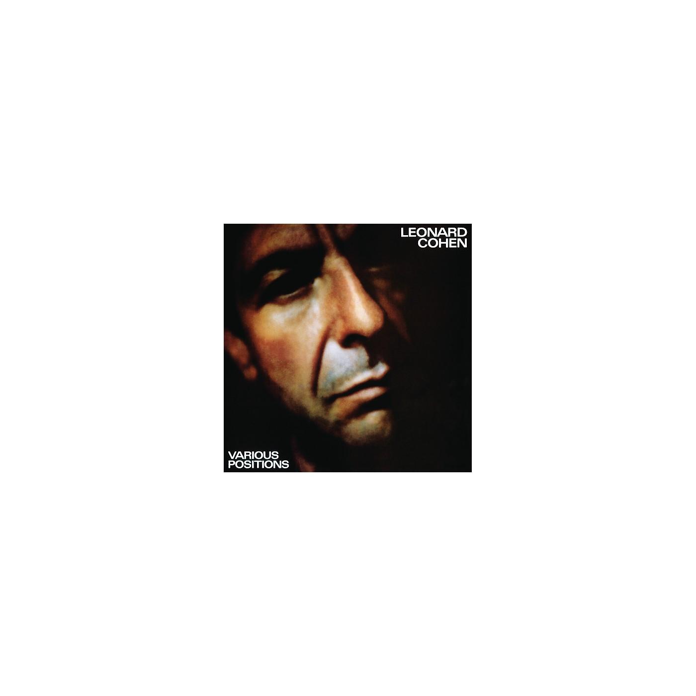 Alliance Leonard Cohen - Various Positions thumbnail