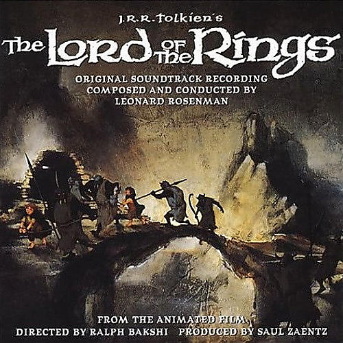 Alliance Leonard Rosenman - J.R.R. Tolkien's the Lord of the Rings (Original Soundtrack) thumbnail