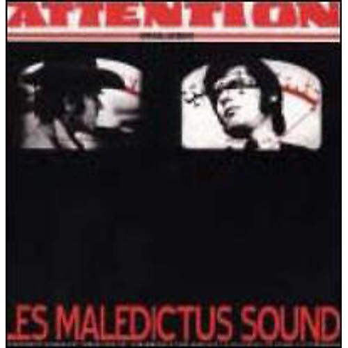 Alliance Les Maledictus Sound - Maledictus Sound (Vinyl) thumbnail