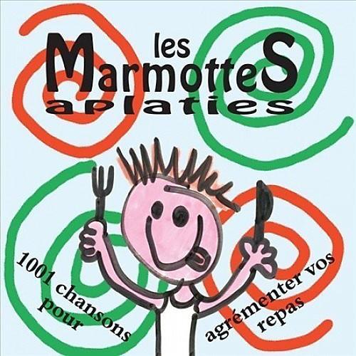 Alliance Les Marmottes Aplaties - 1001 Chansons Pour Agrementer Vos Repas thumbnail