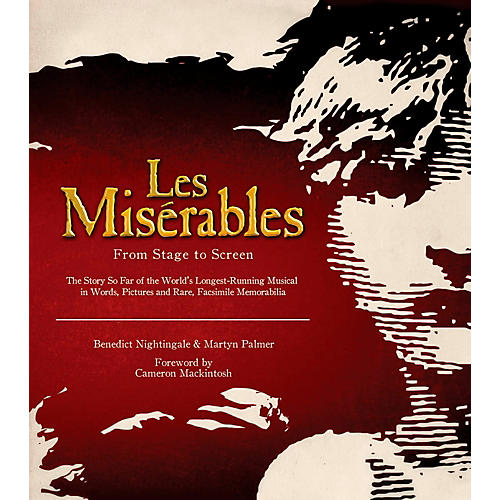 Hal Leonard Les Miserables: From Stage To Screen Limited Edition Hard Cover Book-thumbnail