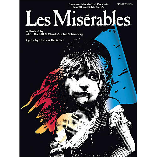 Hal Leonard Les Miserables arranged for piano, vocal, and guitar (P/V/G) thumbnail