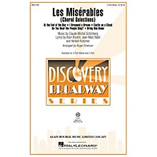 Hal Leonard Les Misérables (Choral Selections 3-Part Mixed) 3-Part Mixed arranged by Roger Emerson
