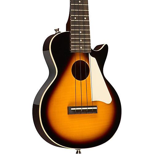Epiphone Les Paul Acoustic-Electric Concert Ukulele Outfit thumbnail