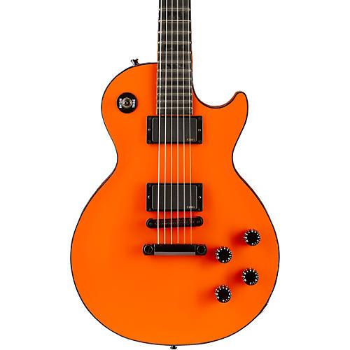 Gibson Custom Les Paul Custom Chambered Blackout Electric Guitar thumbnail