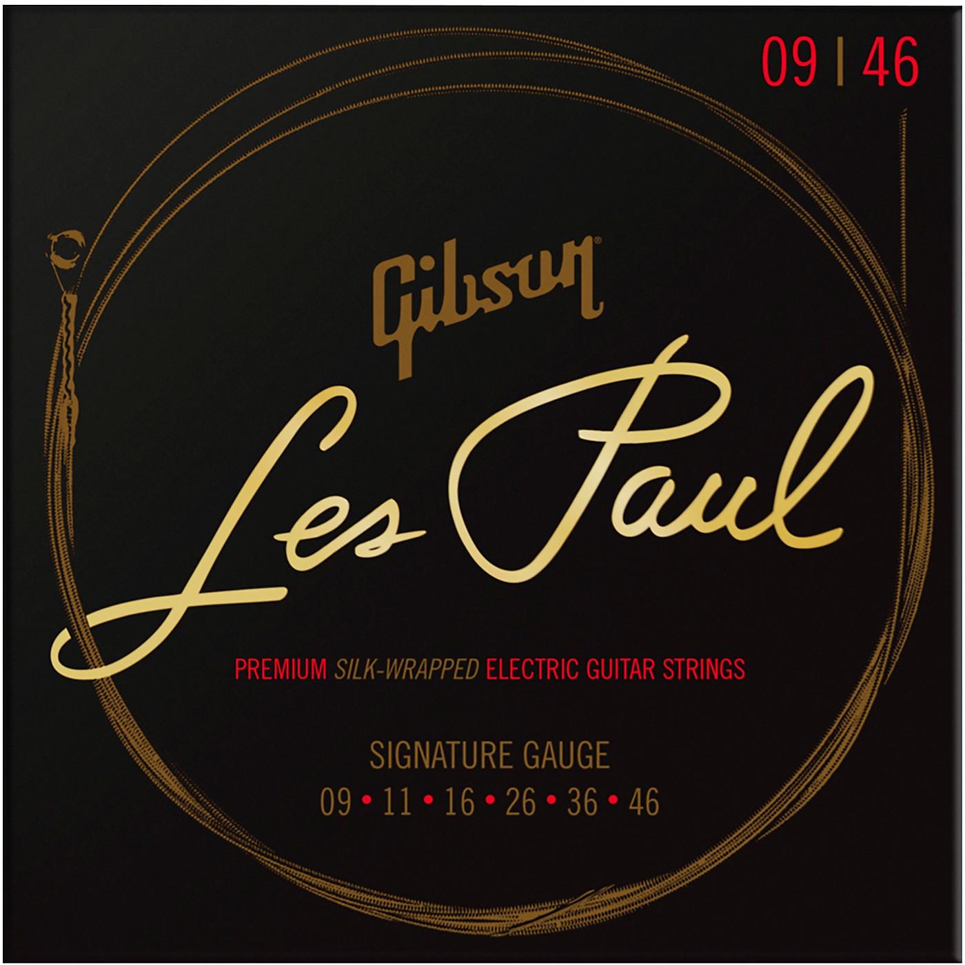 Gibson Les Paul Premium Electric Guitar Strings thumbnail