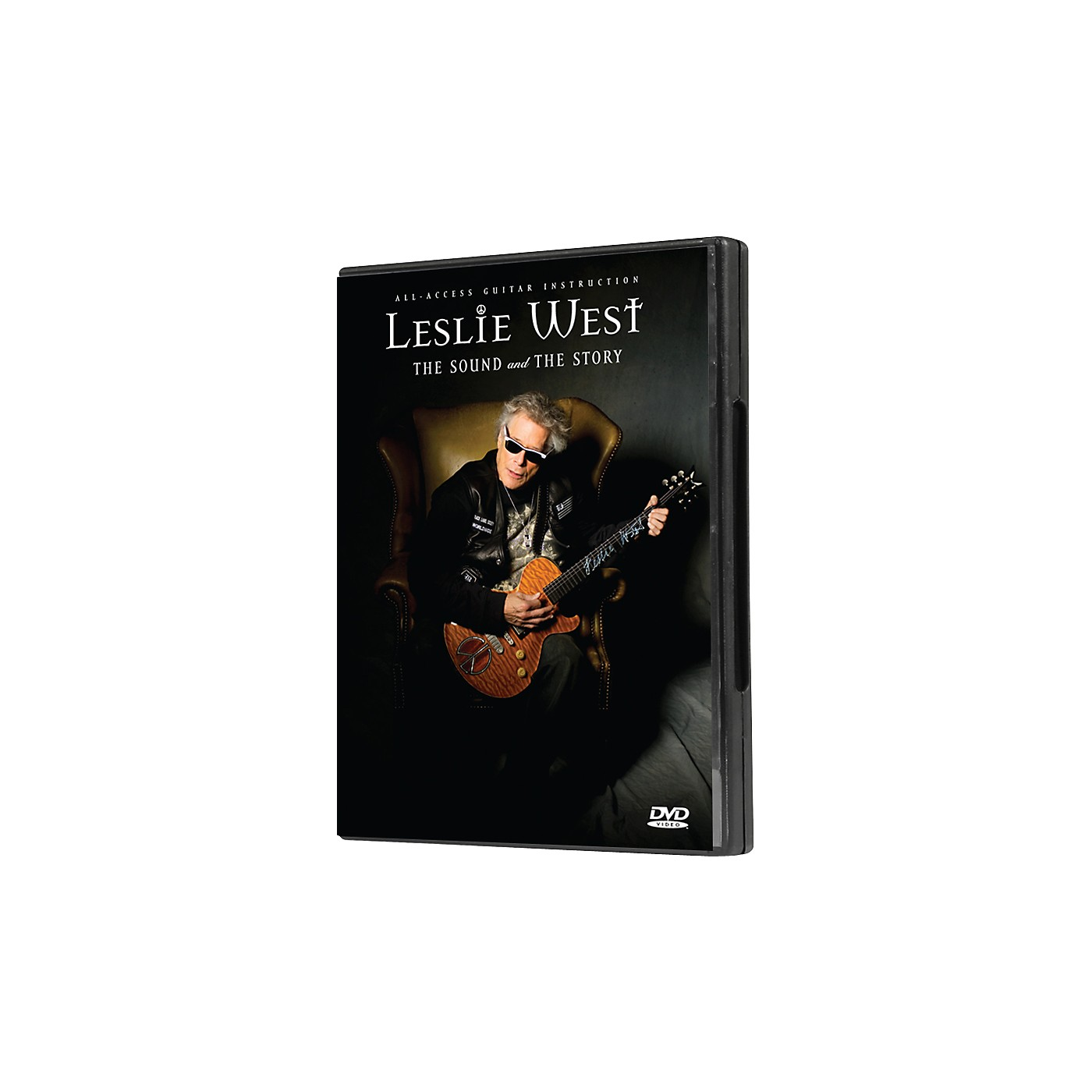 Fret12 Leslie West - The Sound and The Story (DVD) thumbnail