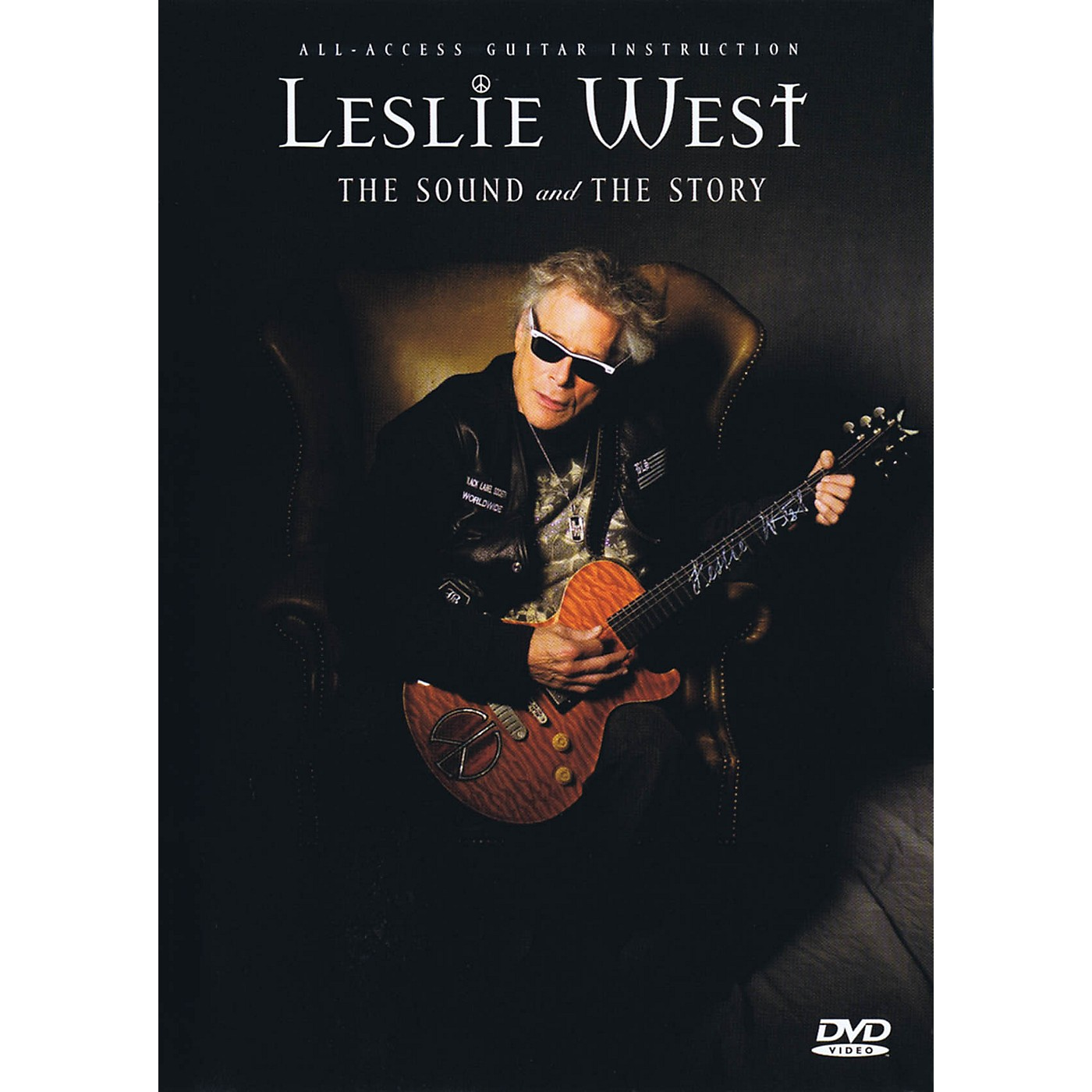 Fret12 Leslie West: The Sound And The Story - Guitar Instruction / Documentary Dvd (pal Ed.) Instructional/Guitar/DVD DVD by Leslie West thumbnail